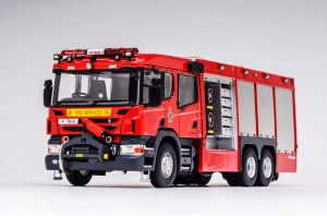 Road Rail Fire Appliance – Pump Mode (F7001)