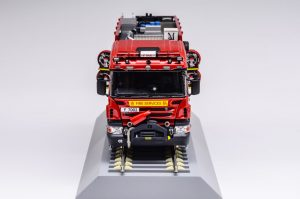 Road Rail Fire Appliance – Rescue Mode (F7002)