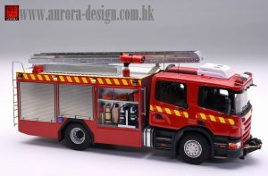 Pre-order Hong Kong latest active Pump Truck P320