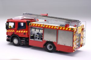 Hong Kong latest active Pump Truck – P320