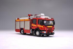 香港现役最新款主力泵车- P320