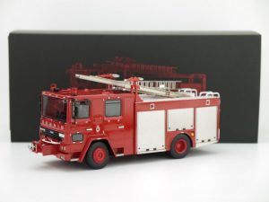 【Available for sales : 1:43 Dennis RS Major Pump Truck – Hong Kong SAR Edition】