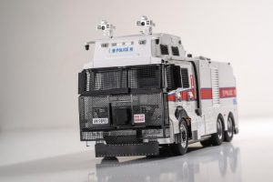【Pre-order: 1:43 Specialised Crowd Management Vehicle (Anti-Riot Water Cannon Vehicle)】