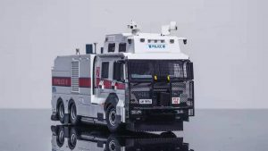 Specialised Crowd Management Vehicle (Anti-Riot Water Cannon Vehicle) Car No 2
