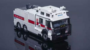 Specialised Crowd Management Vehicle (Anti-Riot Water Cannon Vehicle) Car No 3