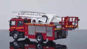 【Pre-order: 1:43 Fire Hydraulic Platform】